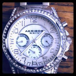 Akribos XXIV Watch